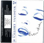 EROTICA - USA (BMG DIRECT) CASSETTE ALBUM